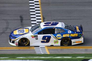 2018 Daytona 500 Practice