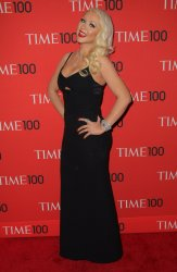 Christina Aguilera attends the TIME 100 Gala in New York