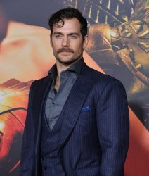 "Henry Cavill attends the ""Justice League"" premiere in Los Angeles"