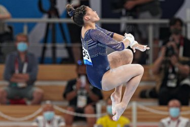Women's Artistic Gymnastic Apparatus Finals at the Tokyo Olympics