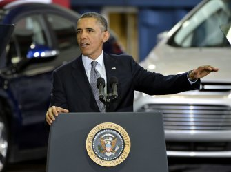Obama Addresses Energy Policy in Lemont, Illinois