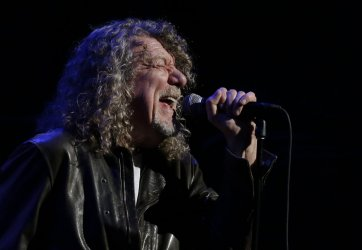Robert Plant at God's Love We Deliver Love Rocks NYC!