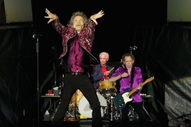 The Rolling Stones at MetLife Stadium in New Jersey