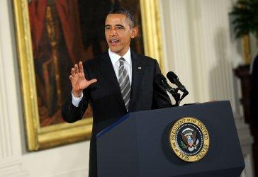 President Obama awards the Presidential Citizen Awards in Washington