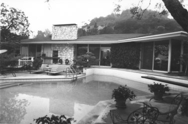 Home of Ronald Reagan in Pacific Palisades