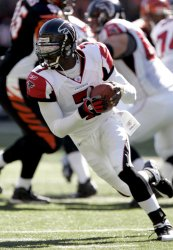 ATLANTA FALCONS VS CINCINNATI BENGALS