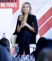 Kate Hudson at Forbes Women's Summit