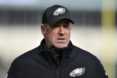 Eagles' head coach Doug Pederson