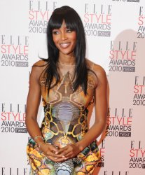 """Naomi Campbell attends """"Elle Style Awards"""" in London"""