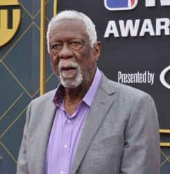 Bil Russell attends the 2019 NBA Awards in Santa, Monica, California