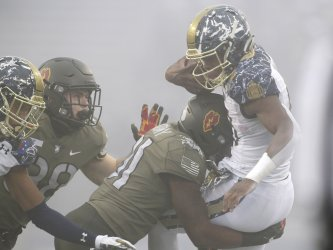 Army Navy Game at Michie Stadium at West Point