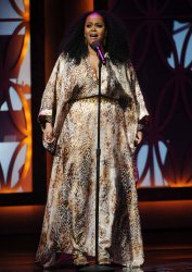Jill Scott performs at 41st NAACP Image Awards in Los Angeles