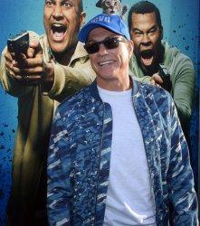 "Jean-Claude Van Damme attends the ""Keanu"" premiere in Los Angeles"