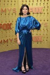 Aya Cash attends Primetime Emmy Awards in Los Angeles