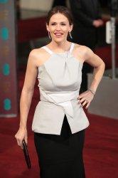 Jennifer Garner arrives at the Baftas Awards Ceremony