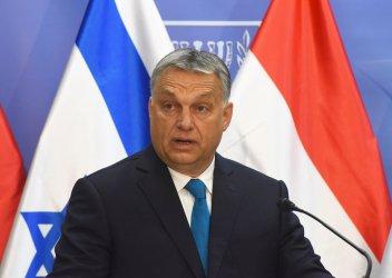 Hungarian PM Viktor Orban In Jerusalem