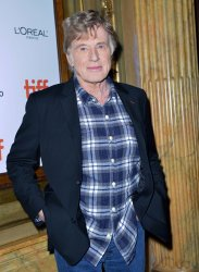 Robert Redford attends 'The Old Man & the Gun' premiere at Toronto Film Festival 2018