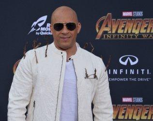 """Vin Diesel atends the """"Avengers: Infinity Wars"""" premiere in Los Angeles"""