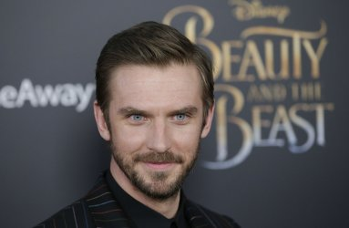 Dan Stevens at Beauty And The Beast screening in New York