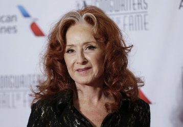 Bonnie Raitt at the 2019 Songwriters Hall Of Fame