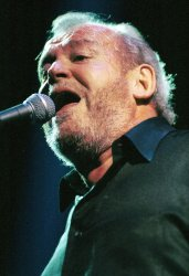 Joe Cocker opens for Tina Turner in Vancouver