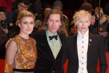 Isle Of Dogs screening during the 68th Berlinale International Film Festival