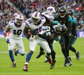 Jacksonville Jaguars Vs Buffalo Bills