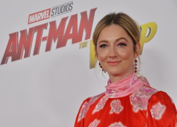 """Judy Greer attends the """"Ant-Man and the Wasp"""" premiere in Los Angeles"""