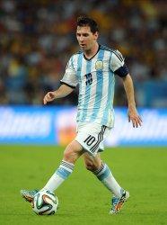 2014 FIFA World Cup Group F - Argentina v Bosnia Herzegovina