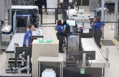 St. Louis-Lambert International Airport is empty because of  Coronavirus fears