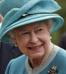 BRITAIN'S QUEEN ELIZABETH II VISITS HISTORIC JAMESTOWN IN VIRGINIA
