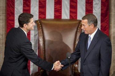 Speaker Paul Ryan Sworn In as Speaker