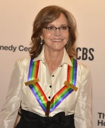 Kennedy Center Honors guests arrive on the red carpet in Washington DC