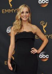 Joanne Froggatt attends the 68th Primetime Emmy Awards in Los Angeles