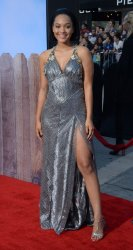 "Kiersey Clemons attends the ""Neighbors 2: Sorority Rising"" premiere in Los Angeles"