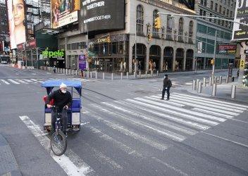 Coronavirus pandemic in New York