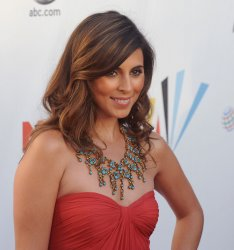 Jamie-Lynn Sigler arrives at the ALMA Awards in Los Angeles