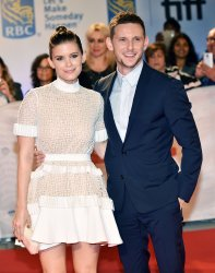 Jamie Bell attends 'Film Stars Don't Die in Liverpool'' premiere at Toronto International Film Festival
