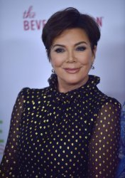 Kris Jenner attends Race to Erase MS gala in Beverly Hills