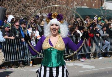 St. Louis Mardi Gras Parade