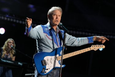 Glen Campbell  performs at the 2012 CMA Music Festival in Nashville