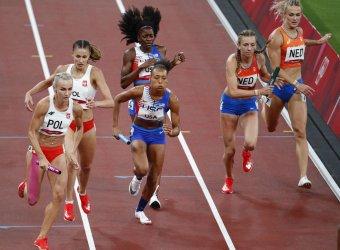 4X400 Mixed Relay at the Tokyo Olympics