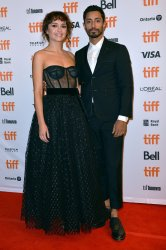 Riz Ahmed attends 'Sound of Metal' premiere at Toronto Film Festival