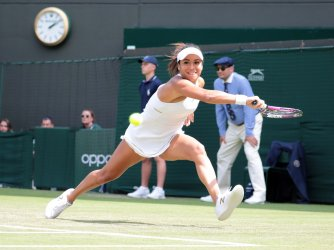 Heather Watson defeated by Anett Kontaveit  in Second round match.