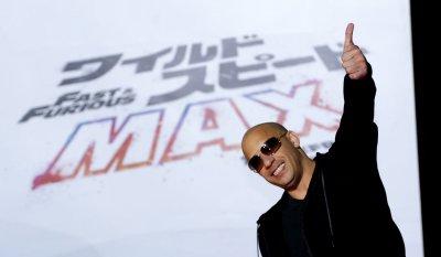 """Fast & Furious"" Japan premiere"