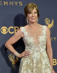 Allison Janney attends the 69th annual Primetime Emmy Awards in Los Angeles