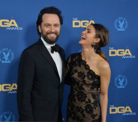 Keri Russell and Matthew Rhys attend DGA Awards in Los Angeles