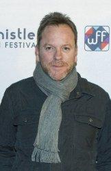 "Kiefer Sutherland attends  Western Canadian premiere of his film ""Forsaken"""