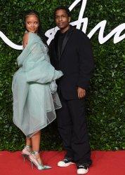 Fashion Awards at Royal Albert Hall, London.