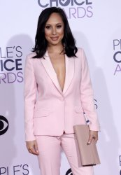 Cheryl Burke attends the 42nd annual People's Choice Awards in Los Angeles